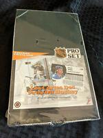 1991-92 NHL Pro Set Hockey Cards French Ed SEALED Box Packs VTG NOS