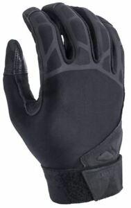 Vertx Rapid LT Men's Suede Shooter Gloves, Black - F1 VTX6005