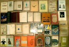 36 libri FIRMA SCRITTORE Veltroni Seigne Ambrosi Respighi Cancogni Preda Marotta