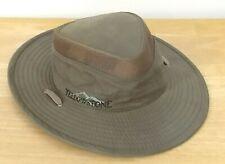 Cabelas Yosemite  Boonie Bucket Hat Size M/L Chin Strap