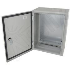 Altelix 16x12x8 Steel NEMA Box 4X Weatherproof Outdoor Equipment Enclosure