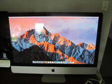 "APPLE IMAC 27"" A1312 CORE I5 MID 2010 SIERRA"