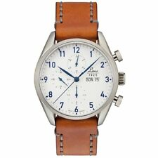 Auth Laco Chicago Chronograph 861584 Date 44mm St.Steel Automatic winding Watch