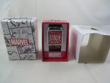 Youth Watch Iron Man Captain America Hulk All-Over Print Seatbelt Design Marvel