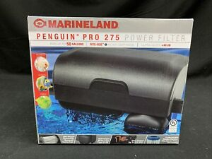 Marineland Penguin Pro 275 Aquarium Power Filter Up To 50 Gallons