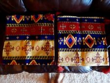 Two pillow covers from Istanbul, Turkey