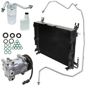 New A/C Compressor and Component Kit for Ram 1500 Ram 2500 Ram 3500 Ramcharger