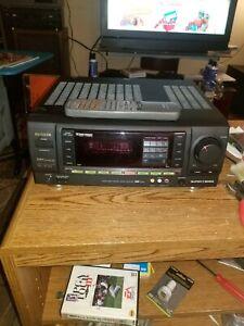 Aiwa AV-X120 receiver w/ remote