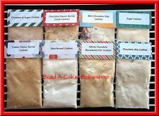 GIRL SCOUTS Cookie Oven Mixes 8 Homemade Cookie Mix Bundle / Girl Scout Cookies