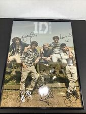 Autographed ONE DIRECTION Harry Styles Signed 16 X 12 Photo Poster~ For Sarah