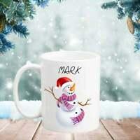 Christmas Mug Personalized Christmas Mug Christmas Gift Coffee Mug.