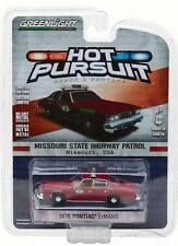 GREENLIGHT 1976 PONTIAC LEMANS MISSOURI STATE PURSUIT SERIES 26 42830B
