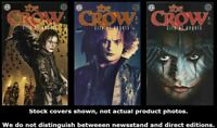 Crow, The: City of Angels 1 2/SC 3/SC Complete Set Run Lot 1-3/SC VF/NM
