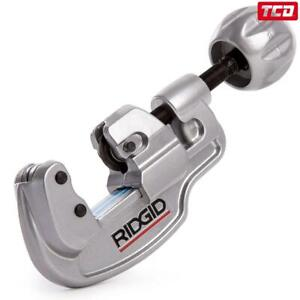 Ridgid 35S Stainless Steel Tube Cutter - Pipe Cutter