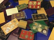 1953-2020 Proof Type Set All 14 Coins P S W Mint Box/Coa Big Estate Silver Hoard
