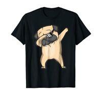 Dabbing Pug Shirt - Cute Funny Dog Dab T-Shirt