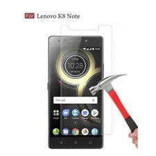 9H Explosion-proof Premium Tempered Glass Screen Protector For Lenovo K8 Note