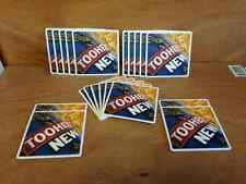 Tooheys New Australian Lager Beer Coaster Coasters - 20 Pack New & F/Shipping