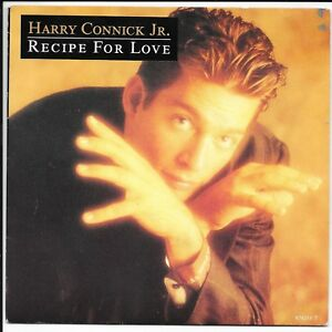 Harry Connick Jr. - Recipe For Love - 656158 7 - 1990