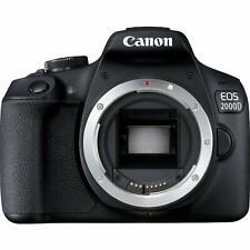 Canon EOS 2000D Gehäuse / Body ( ohne Objektiv ) Neuware vom Fachhändler 2000 D