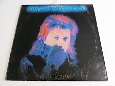 Aldo Nova Subject LP 1983 Portrait Vinyl Record