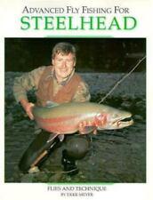 Advanced Fly Fishing guide for Steelhead Flies Techniques Deke Meyer book
