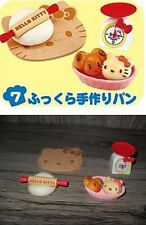 Lote de Miniaturas re-ment Hello Kitty  Sanrio - Set full 7