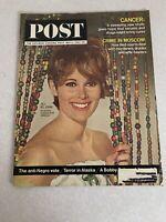 Vintage Post Magazine Saturday Evening Post Ads Advertisement May 9,1964
