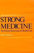 STRONG MEDICINE - MENZEL, PAUL T. - NEW HARDCOVER BOOK