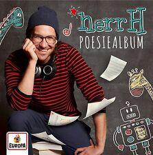 HERRH - POESIEALBUM   CD NEU
