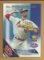 Randal Grichuk 2016 Topps Opening Day Future Stars OD-172 St. Louis Cardinals
