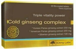 OLIMP GOLD GINSENG COMPLEX - 30 TABL.