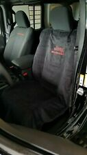 Seat Towel Cover Protection for Jeep Wrangler Gladiator - Black