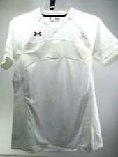 UNDER ARMOUR WOMEN'S DOMINATE JERSEY WHT SZ S POLYESTER/ELASTANE IMPORT 06708100