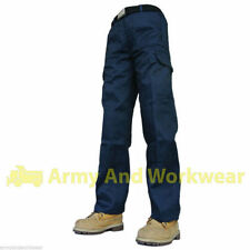 Cotton Cargos Tall 32L Trousers for Women