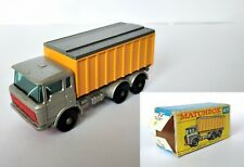 MATCHBOX Lesney No 47, Daf Tipper Truck, 1960s