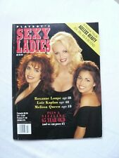 PLAYBOY'S SEXY LADIES NOVEMBRE 1995