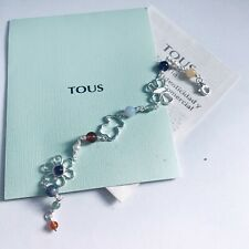 712161510 Original TOUS Silver And Pearl Sweet Dolls Bracelet