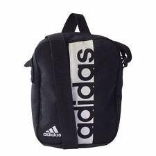 807618a7b875 adidas Shoulder Bag Linear Performance Black Article S99975