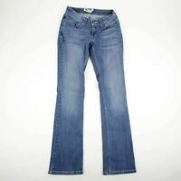 Levi's Women's Bootcut Jeans Red Tab Size 5M/27 Medium Blue Wash Mid Rise