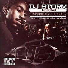 Ludacris-Dj Storm (2Cd Set)-Disturbing Tha Peace  CD NEW