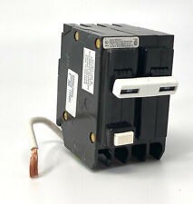 GE THQL2140GFT Ground Fault Circuit Breaker 40A 2 Pole 120/240V