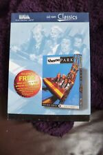 Vintagepc Theme Park World You Build and ride EA GAMES 1999 3+ (Win 95 CD-ROM)