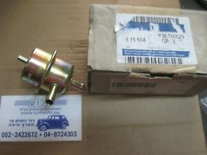 BOSCH ORIGINAL No : 0280160221 Fuel Pressure Regulator 2.5 Bar ,Opel Renault New