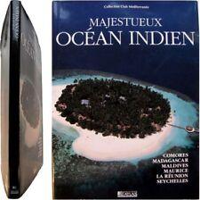 Majestueux océan indien 1991 Crozet Comores îles Madagascar Maldives La Réunion