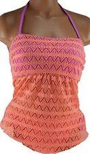 L Juniors Size Tankini Swimwear for Women Hula Honey
