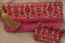 bridal indian party clutch purse