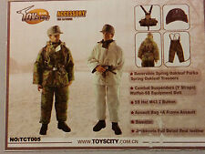 1/6 Toys City SS Camo Set 6005 - Dragon Soldier Story Cal Tek 12 pouces Sideshow