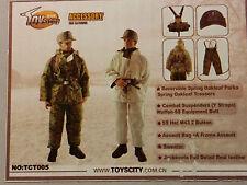 1/6 Toys City SS Camo Set 6005 - Dragon Soldier Story Cal Tek 12 pouces Sideshow