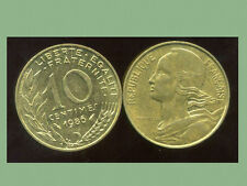 FRANCE  FRANCIA  10 centimes 1986 marianne  ( bis )